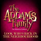 The Addams Family UK Tour 2020