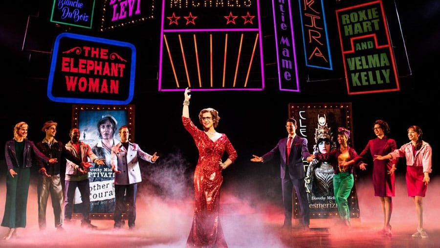 Tootsie to close on Broadway in January. London run planned.