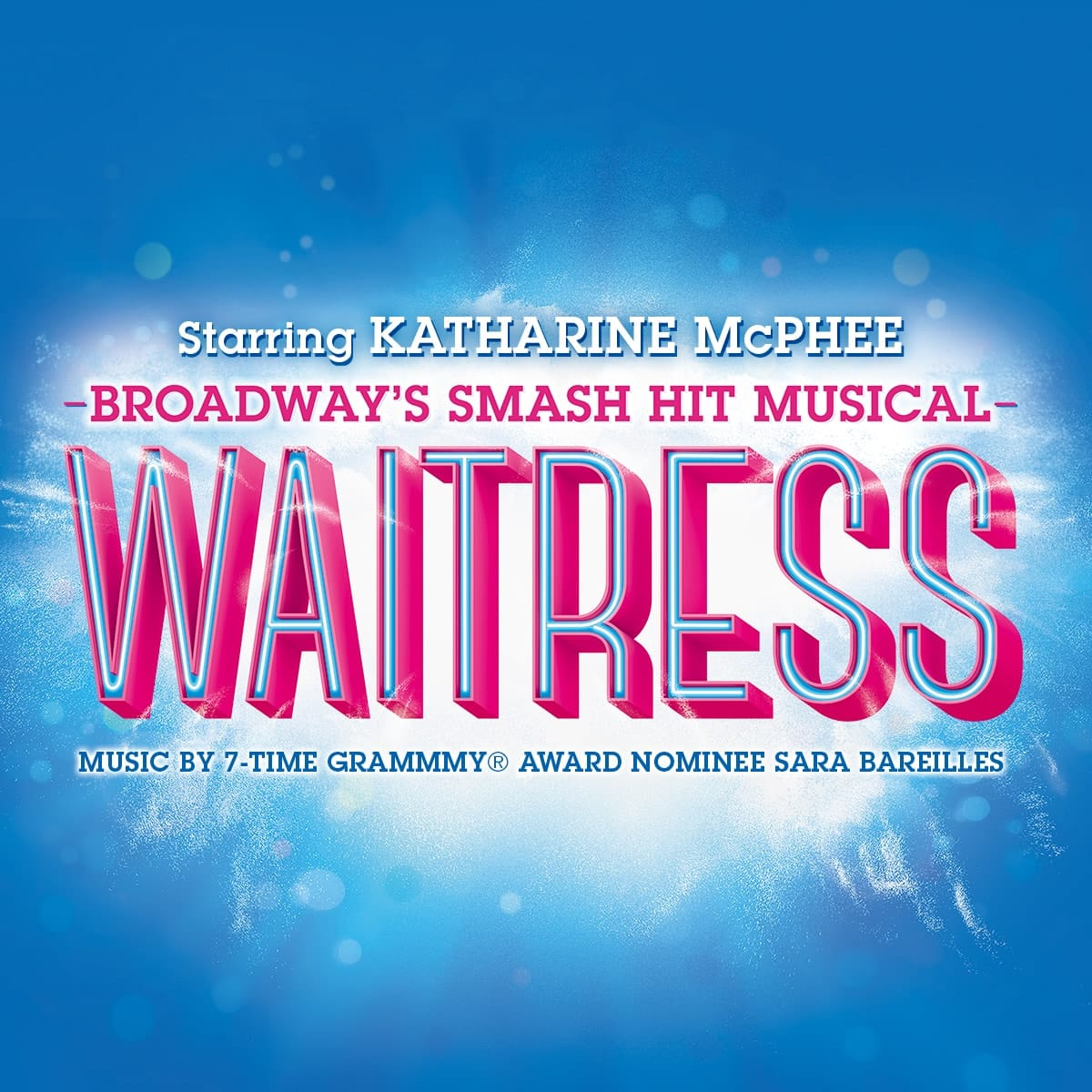 Waitress the musical UK Tour announced and London closing date set.