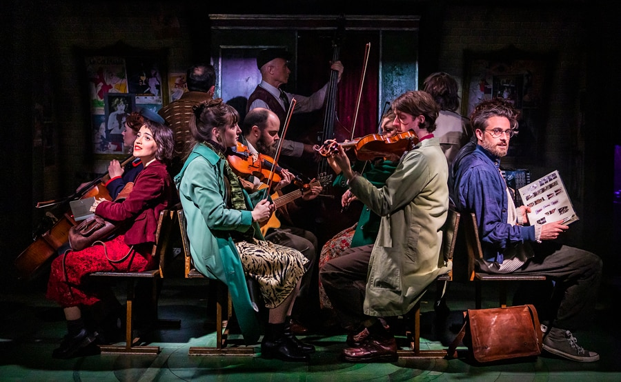 Amelie musical London
