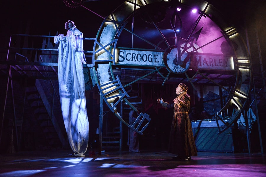 REVIEW: A Christmas Carol, Derby Theatre ✭✭✭✭