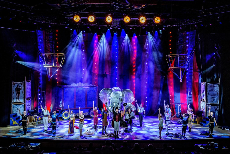 REVIEW: Circus 1903, Royal Festival Hall, Southbank Centre ✭✭✭✭✭