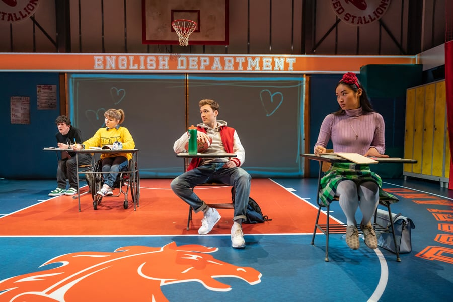 REVIEW: Teenage Dick, Donmar Warehouse ✭✭✭✭