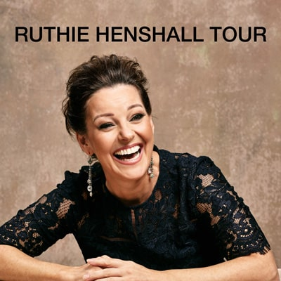 Ruthie Henshall Tour 2020 - new intimate show In My Life