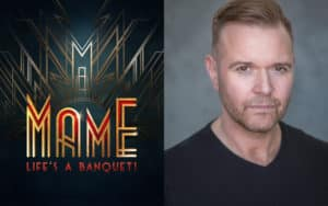 Darren Day joins the cast of Mame in Northampton and Salisbury