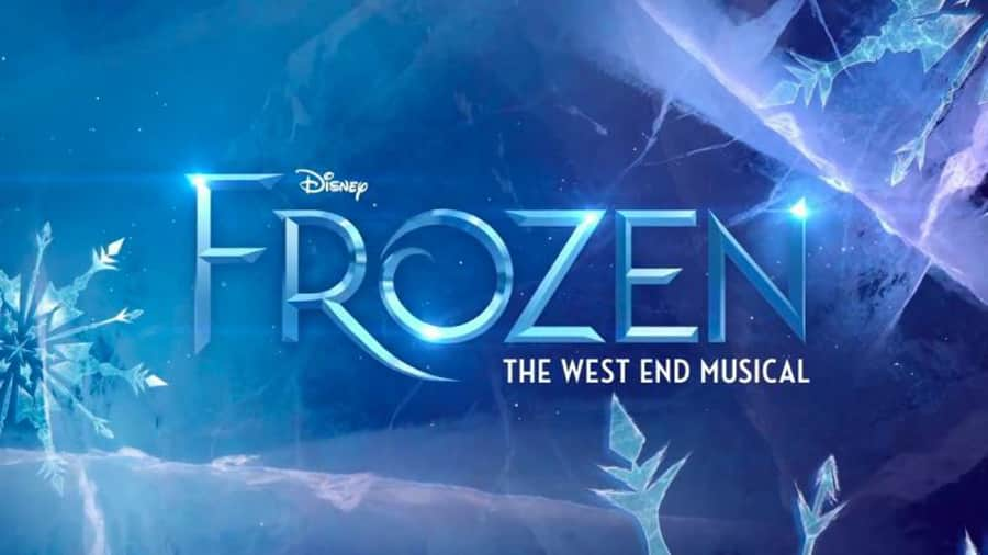 Frozen the musical London announces on sale plans