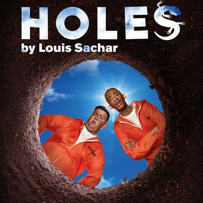 Holes UK Tour - Children's Theatre Partnership and Royal and Derngate