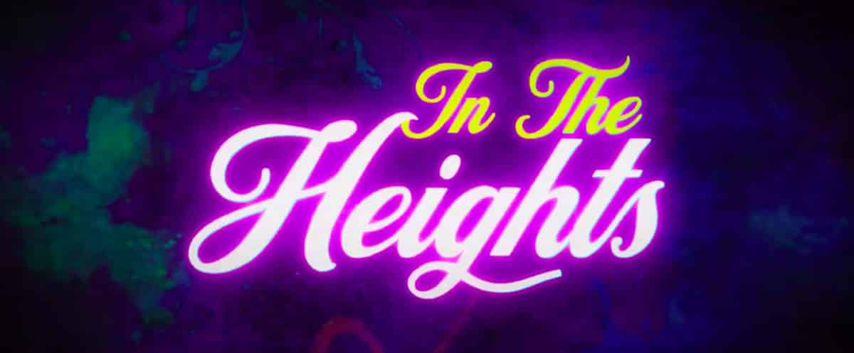 In The Heights Movie Trailer released