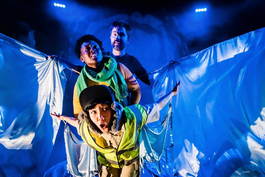 REVIEW: The Little Prince, Omnibus Theatre London ✭✭✭✭