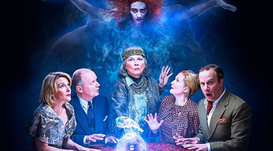 Blithe Spirit South and South West Theatre 2020