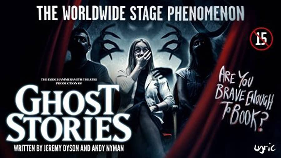 Ghost Stories Uk Tour