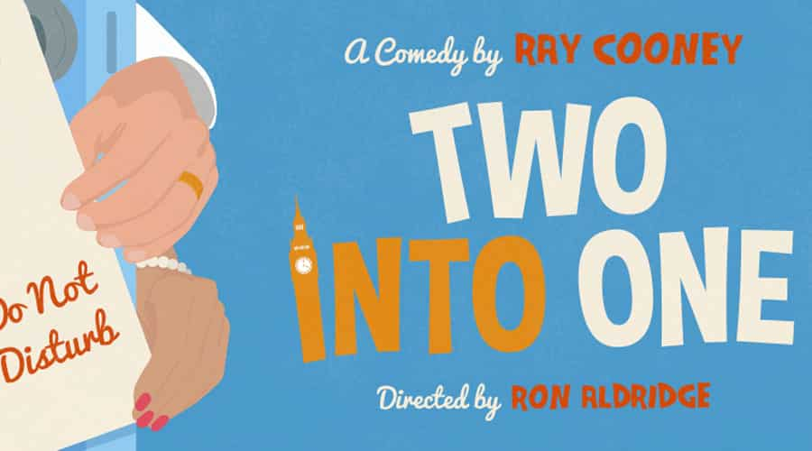 Two Into One Ray Cooney