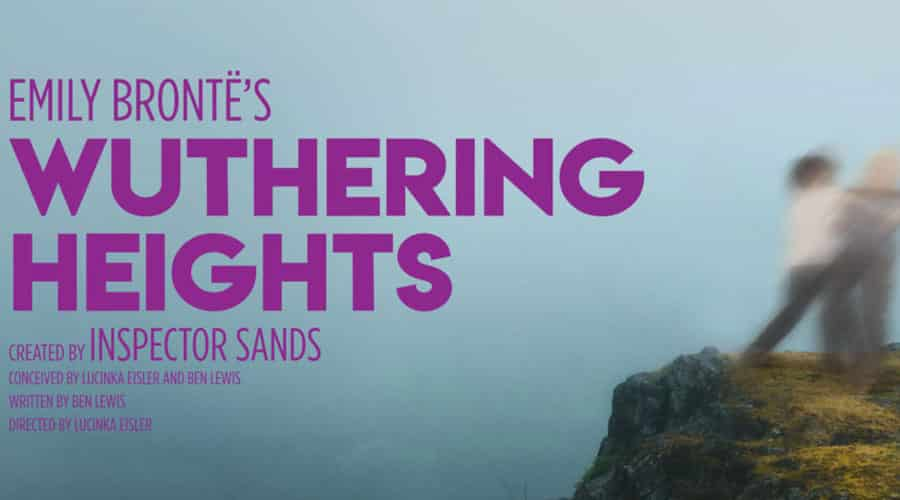 Wuthering Heights South South West Theatre 2020