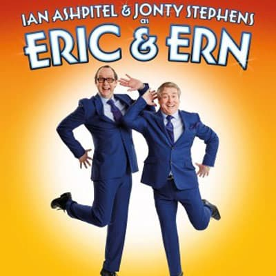 INTERVIEW: Ian Ashpitel and Jonty Stephens talk Morecambe and Wise
