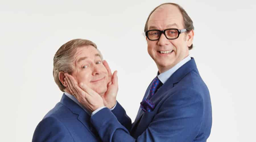 Eric and Ern UK Tour