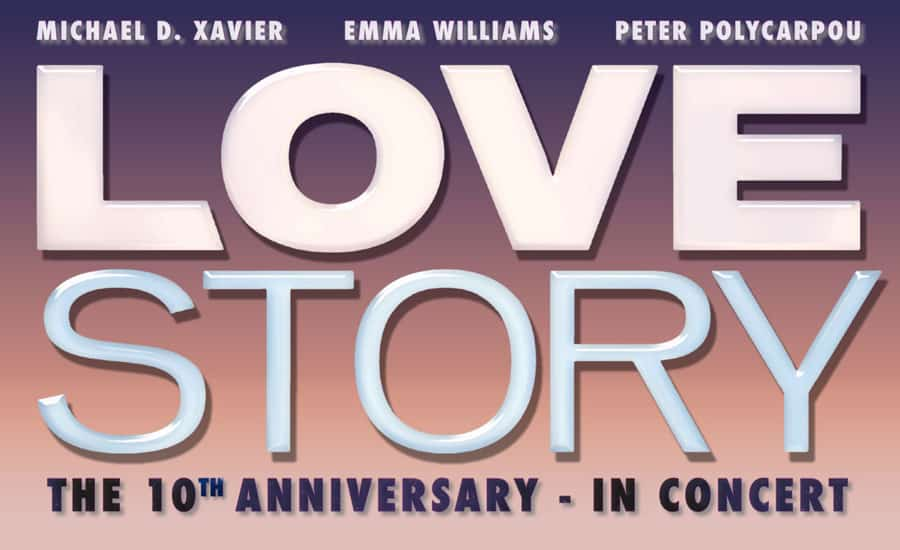 Love Story 10th anniversary concert Cadogan Hall