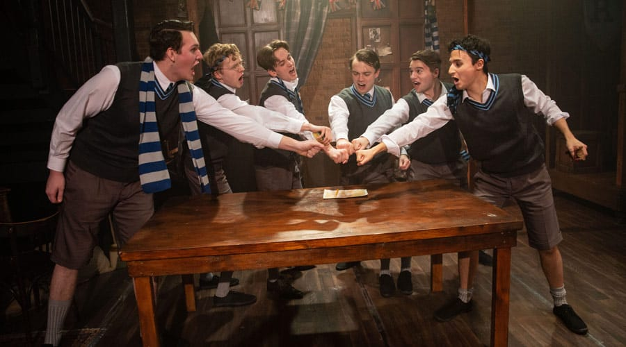 Tom Brown's School Days Union Theatre London