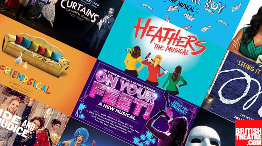 Touring Musicals -What's Coming Up In 2020
