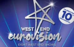 West End Eurovision 10th Anniversary at Adelphi Theatre