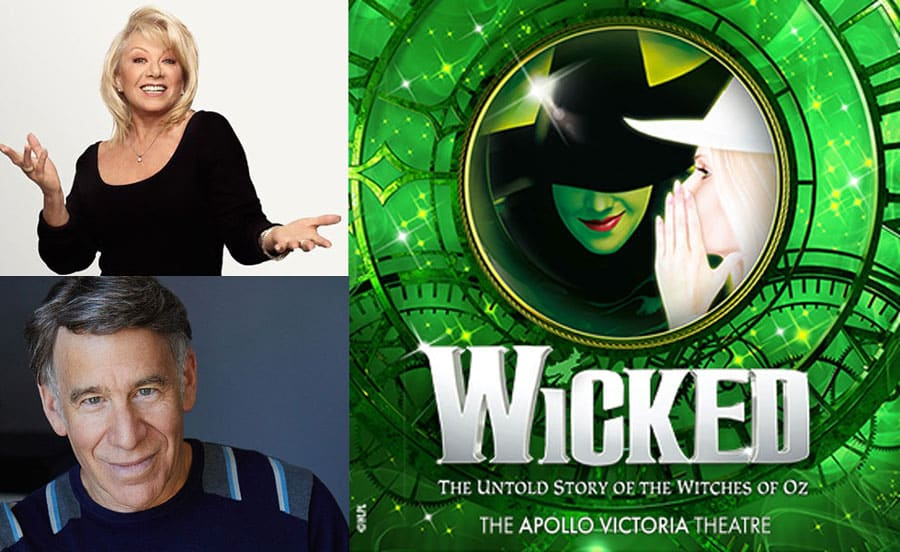 Stephen Schwartz gives fans a Wicked film update on Elaine Paige On Sunday