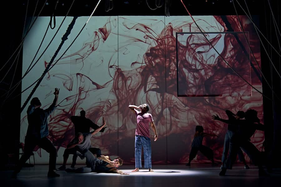 A Monster Calls review Theatre Royal Nottingham